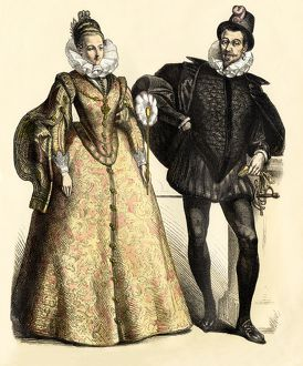 Spanish nobility of the 1500s