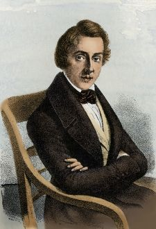 Young Chopin