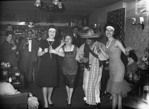 1920s fancy dress party