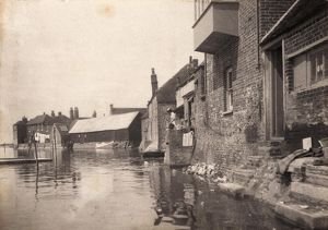 Bosham at high tide, 1903
