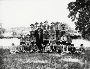 Petworth Scout Group, 1943