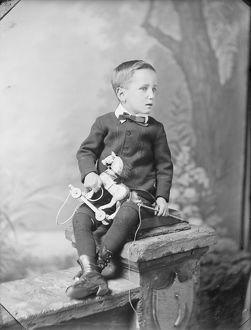 Young Ricketts (boy)