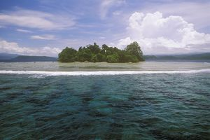 Coral Island Indo-Pacific Asep Sep Island