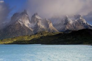 Cuernos del Paine, Torres del Paine National Park, southern Chile