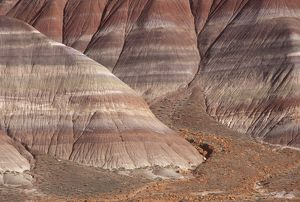 Geology - Layers: Chinle Formation, Northern Arizona