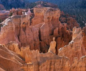 Inspiration Point, Bryce Canyon NP, Utah