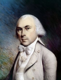 founding fathers/4th president united states pastel james sharples
