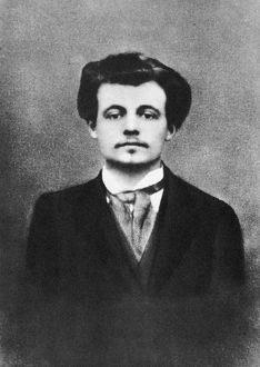 ALFRED JARRY (1873-1907). French writer.