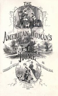 literature/american womans home the american womans home