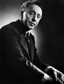 ARTUR RUBINSTEIN (1887-1982). American (Polish born) pianist.