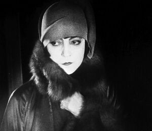 ASTA NIELSEN (1881-1972). Danish silent film actress. Photographed c1920.