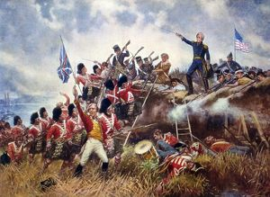 american history/battle new orleans 1815 andrew jackson battle