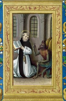BERNARD de CLAIRVAUX /n(1190-1153). French theologian and reformer