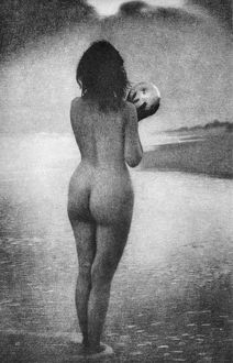 BOUGHTON: DAWN, 1909. Photogravure by Alice Boughton, 1909.