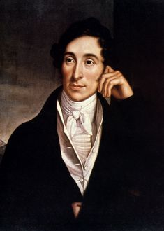 CARL MARIA VON WEBER (1786-1826). German composer. Oil on canvas by Caroline Bardua.