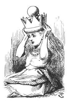 literature/carroll alice 1872 illustration sir john tenniel