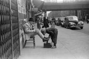 whats new b/chicago shoeshine 1941 shoeshine 47th street