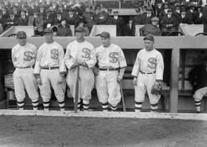sports/chicago white sox 1917 chicago white sox players