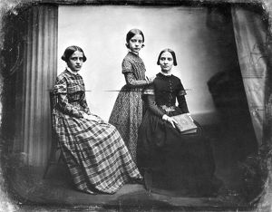 Daguerreotype by Southworth & Hawes, Boston, c1850.