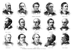 presidents/electoral commission 1877 members electoral