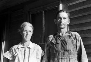 whats new/farm couple 1938 sharecropper wife near carutherville