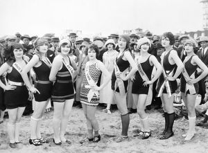 FILM STILL: BEAUTY PAGEANT.