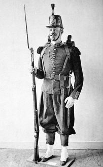 fashion/france grenadier 1860 uniform french infantry