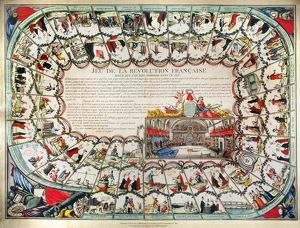 'Game of the French Revolution,' created in 1791