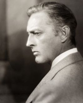 JOHN BARRYMORE (1882-1942). American actor.