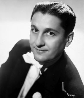 LAWRENCE WELK (1903-1992). American orchestra leader. Photographed in c1945.