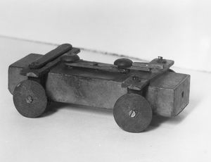 LINCOLN TOY WAGON
