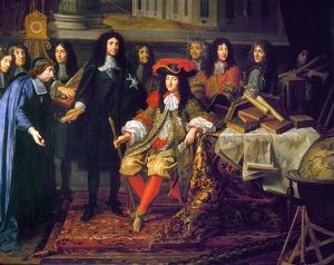 LOUIS XIV (1638-1715). King of France, 1643-1715