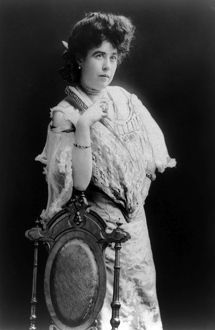 MARGARET 'MOLLY' BROWN (1867-1932). The 'Unsinkable' Molly Brown