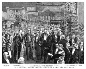 MEDICAL CONGRESS, 1881. The International Medical Congress at the South Kensington