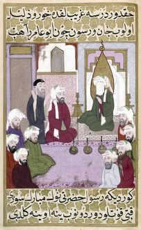 MOHAMMED (570-632). Arabian prophet and founder of Islam