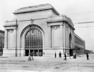 us cities/new orleans station c1910 terminal station