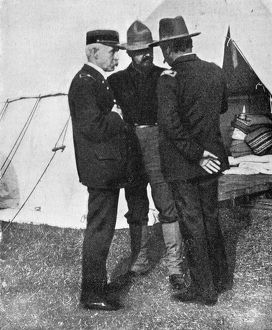 american history/new york camp wikoff 1899 surgeon general sternberg