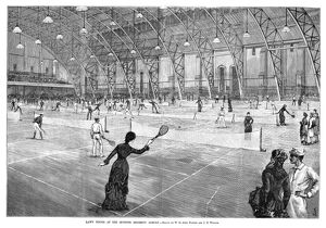 sports/new york tennis 1881 new yorkers playing tennis