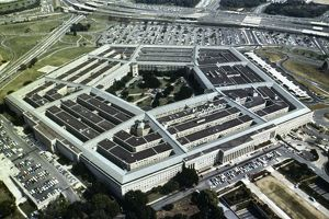 The Pentagon, headquarters of the United States Department of Defense since 1943