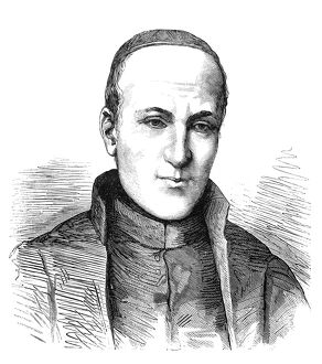 PIERRE-JEAN BECKX (1795-1887). Belgian Jesuit. Superior-General of the Society of Jesus