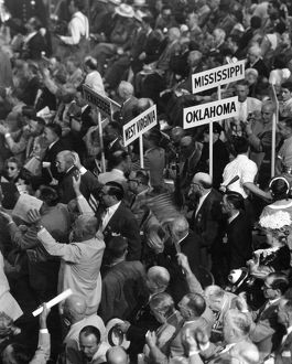 whats new b/republican convention 1952 attendees 1952 republican