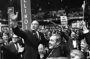 RICHARD J. DALEY (1902-1976). American politician