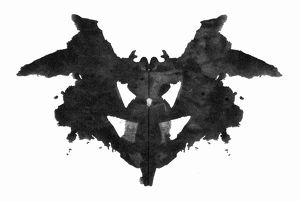 portraits/rorschach inkblot 1921 first inkblot test devised