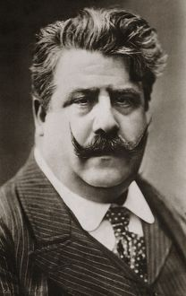 RUGGIERO LEONVACALLO (1858-1919). Italian operatic composer.