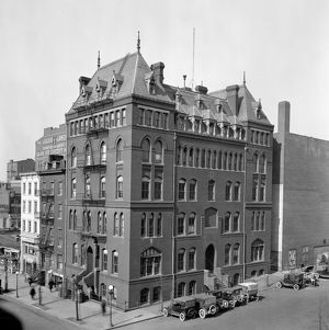 SALVATION ARMY BUILDING. New York City, c1910-1920