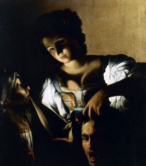 SARACENI: JUDITH. Jewish heroine in one of the books of the Apocrypha who saved