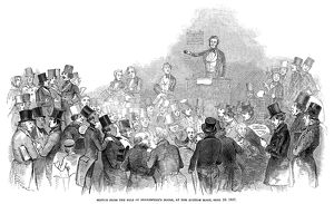 SHAKESPEARE HOUSE SALE. The auction of William Shakespeare's house, 16 September 1847