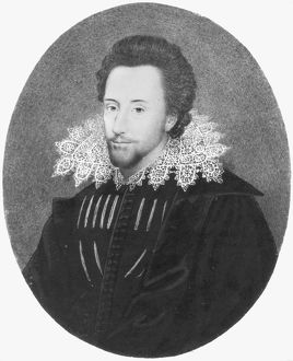 SIR THOMAS OVERBURY (1581-1613). English courtier and poet