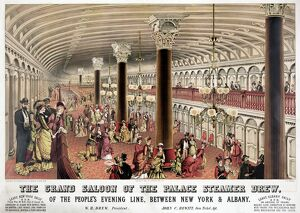 whats new b/steamer ship ballroom the grand saloon palace