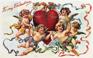 <b>Valentines</b><br>Selection of 21 items